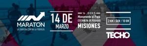 """Este sábado se realizará la segunda """"Carrera contra la pobreza"""" de Techo"""