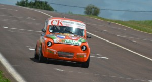 Viana y Umfuher, los más rápidos en la clasificación para el GP Hipólito Cortés en el Rosamonte