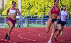 Sudamericano de Atletismo: Valeria Barón casi se sube al podio en el CENARD