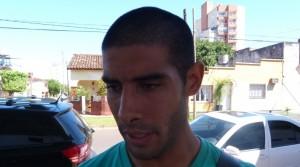 """Albarracín: """"El punto en Corrientes servirá si ganamos el próximo de local"""""""