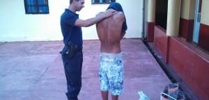 Se robó una pala, dos baldes y un serrucho de una obra de Leandro N. Alem