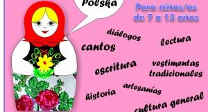 Realizarán taller de Idioma y Cultura Polaca