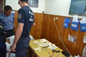 Armados con un cuchillo y un machete, dos criminales asaltaron a una pareja de ancianos en Oberá