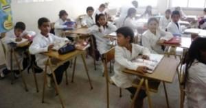 Las clases se iniciaron con normalidad en toda la Provincia