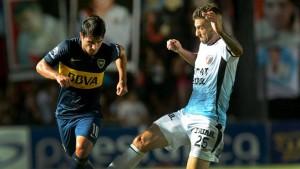 Boca se quedó sin la punta en Santa Fe: empató 1 a 1 con Colón