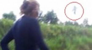 """En Colonia Victoria dicen haber visto una """"extraña imagen""""  volando cerca del cementerio y hay temor"""