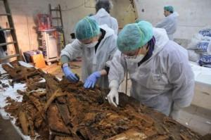 Confirman que los restos hallados pertenecen a Cervantes