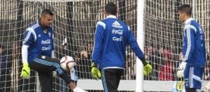 """Romero: """"es un partido que sirve para crecer"""""""