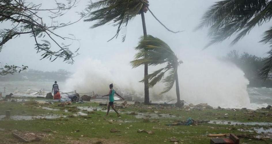 Un ciclón destruyó el archipiélago de Vanau, en el Pacífico, y piden ayuda internacional