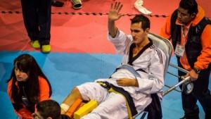 Crismanich se lesionó y está comprometida su participación en los Panamericanos