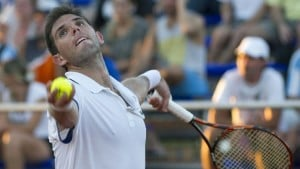 """Delbonis, tras la victoria en la Davis: """"Jugué con el corazón"""""""