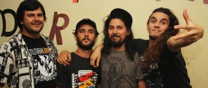 Deadly Noise Crew el grindcore misionero que se exporta