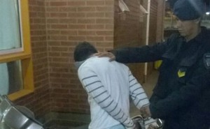 Fue detenido por realizar maniobras peligrosas al mando de una motocicleta en Posadas