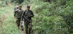 Los guardaparques fueron autorizados para portar armas de fuego