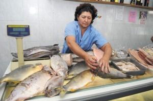 Semana Santa: pescados desde 40  hasta 110 pesos el kilo en Posadas