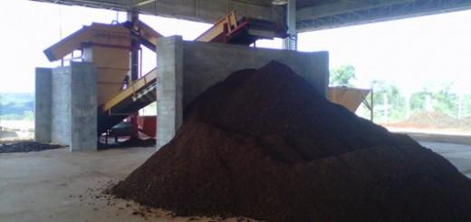 En pocos días entregarán a los productores tabacaleros, sustrato elaborado en Misiones