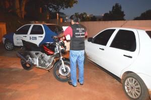 Sigue la investigación por el robo de motos en Alba Posse: encuentran otra en San Vicente