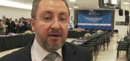 Franco destacó el aporte a la seguridad que representará la oficina de enlace de Interpol en Misiones