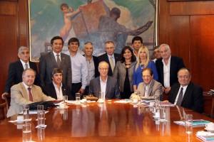 El ministro Gollan invitó al Foro Argentino de Facultades y Escuelas de Medicina Pública a participar del próximo Cofesa