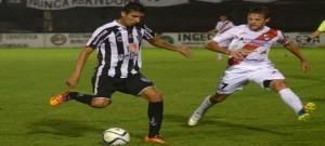 Guaraní hizo lo que pudo, pero perdió 2 a 0 ante el sorprendente Santamarina de Tandil