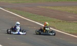Karting: Los protagonistas aceleraron en la previa de la segunda fecha en el Rosamonte de Posadas