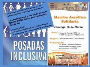 Feria Posadas Produce y Maratón Solidaria, mañana en la Costanera