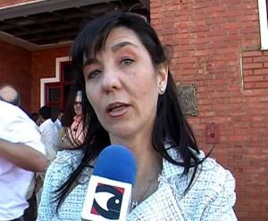 """María Losada: """"Pastori le debe al partido unos 200 mil pesos en aporte partidarios"""""""