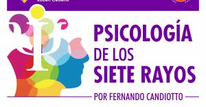 """El metafìsico Fernando Candiotto viene a Posadas para hablar sobre """"La psicología de los siete Rayos"""""""