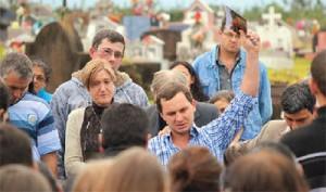 Masacre de Panambí: Nano Knack dice que la nueva línea que surgió la inventaron para desligar a los actuales sospechosos