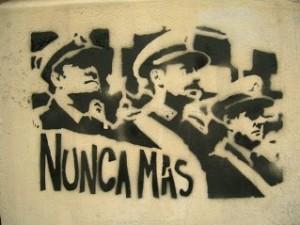 """Memoria y Democracia: """"Quienes no conocen la historia están condenados a volver a repetirla"""""""