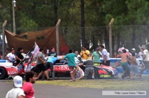 Ortelli ganó la primera competencia del año del Turismo Carretera en Concordia