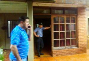 Desalojaron a una familia que usurpó un departamento en el barrio Eldorado III