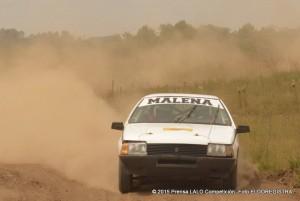 Rally Misionero: Desde el mediodía arrancan las pruebas de velocidad en San Ignacio-Corpus