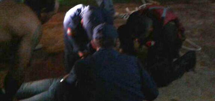 Tragedia: se ahogaron dos jóvenes de Irigoyen en el Parque Temático de la frontera