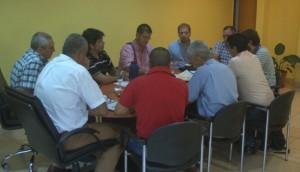 Aguirre dijo que Eldorado y Alem serán las primeras del interior en sumarse al sistema de seguridad nacional