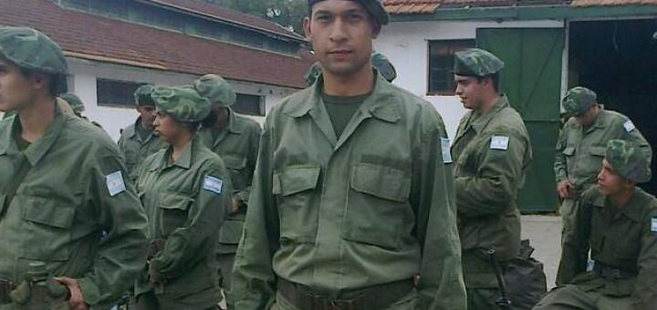 Investigan la muerte de un soldado misionero en el Regimiento de Patricios