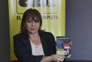"""La escritora Teresa Godoy presenta su libro """"La generación dispersa"""" esta tarde en Montecarlo"""