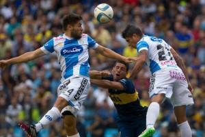 Boca sigue de racha y se impuso a Rafaela en la Bombonera a Rafaela 1 a 0 con gol de Calleri