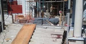 Buenos Aires: cayó una tuerca del piso 45 de un edificio y mató a un obrero