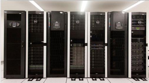 La Presidenta inauguró la supercomputadora del Polo Científico Tecnológico