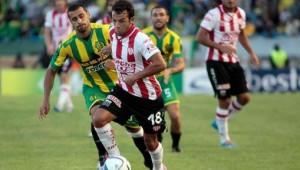 En un partido vibrante, Aldosivi y Unión igualaron en Mar del Plata