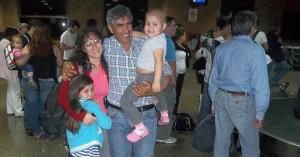 Eldoradense de 6 años espera un donante para trasplante de médula