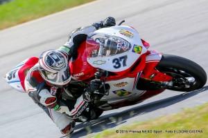 Motociclismo: Diego Zapaya ganó en Brasil