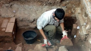 Encontraron restos de la casa que San Martín habitó en Mendoza