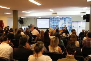 Más de 700 personas participaron del inicio de las Jornadas de Actualización sobre el nuevo Código Civil y Comercial Unificado