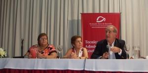 El Saavedra presentará en la Cámara, la nueva tecnicatura en administración y gestión cultural