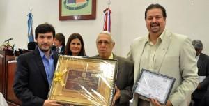 El periodista García Coni no para de cosechar distinciones, ahora es Ciudadano Ilustre de Posadas