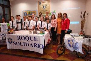 El 18 de abril realizarán la 15º edición de la Bicicleteada Solidaria del Roque González