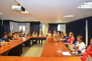 """Legislatura: lanzaron la campaña """"Tapitas solidarias 2015"""""""