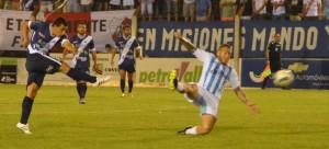 Guaraní y Atlético Tucumán empataron 2 a 2 en Villa Sarita en un partidazo